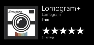 Lomogram+