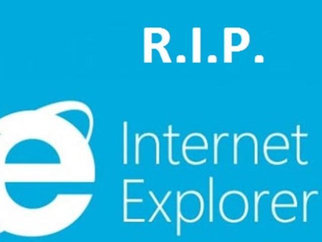 Búcsú az Internet Explorertől