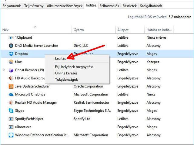 A Windows 10 gyorsítása - 15 tipp a gyorsabb windowsért
