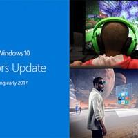 Tavasszal érkezik a Windows 10 creators update sok érdekességgel