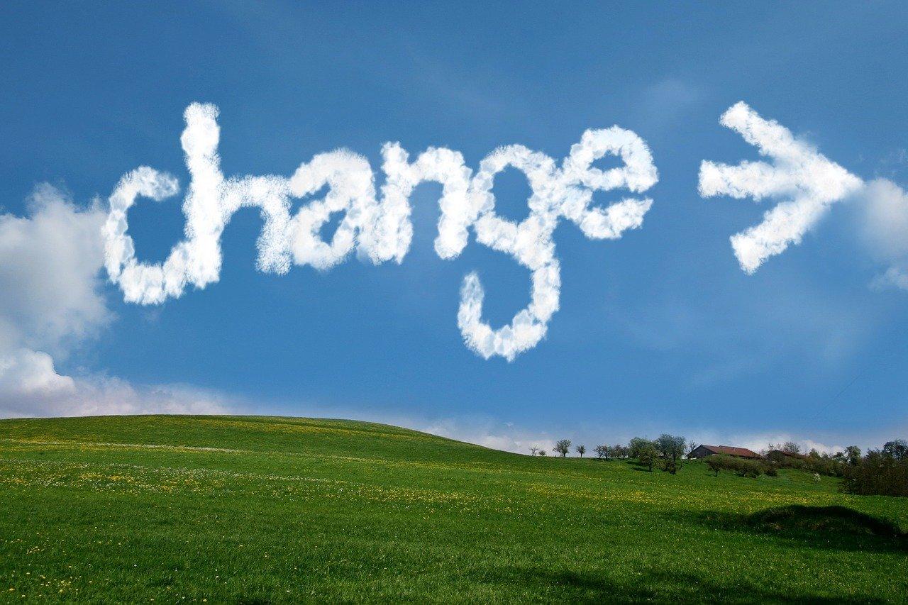A változás igénye