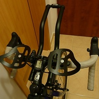 Aerobar (triatlon könyöklő) upgrade