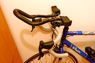 A bringa kipróbálása - WITCH TRIATLON BLOGJA 97898f9acc