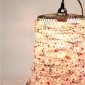 Így lesz a papírkosárból lámpa