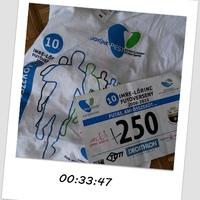 X. Imre-Lőrinc futóverseny