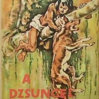 Rudyard Kipling: A dzsungel könyve