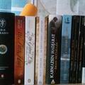 Áprilisi zsákmányok + Könyvfesztivál