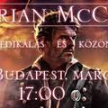Brian McClellan dedikálás!!!!