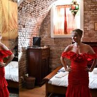 Honeymoon in Red - Apponyi Kiskastély