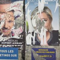 A villamos átmegy a hídon, közben a franciák elnököt választanak