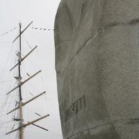 Conrad Gdyniában. Európai képeslapok