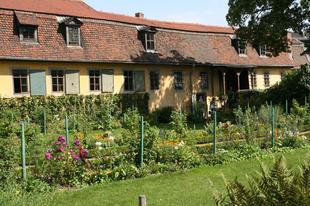 Goethe kertjében ... Európai képeslapok