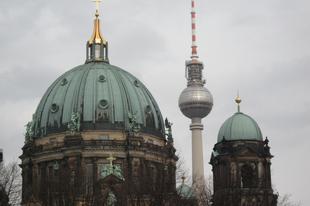 Hommage á Otto Sander. Berlin. Európai képeslapok