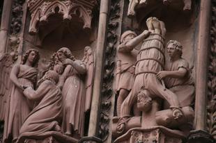 Történetek a katedrális falán ... Európai képeslapok