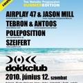 Ajánló: Sound of Cream Summer Edition @ Dokk Aréna - 2010.06.12.