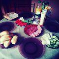 Breakfast for 4