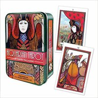 =HOT= Aquarian Tarot In A Tin. project horas since usuario palabra