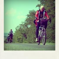 Archív: Kerékpártúra a Börzsönyben (2007)
