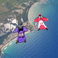 Wingsuit & proximity flying