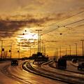 Budapesti naplemente
