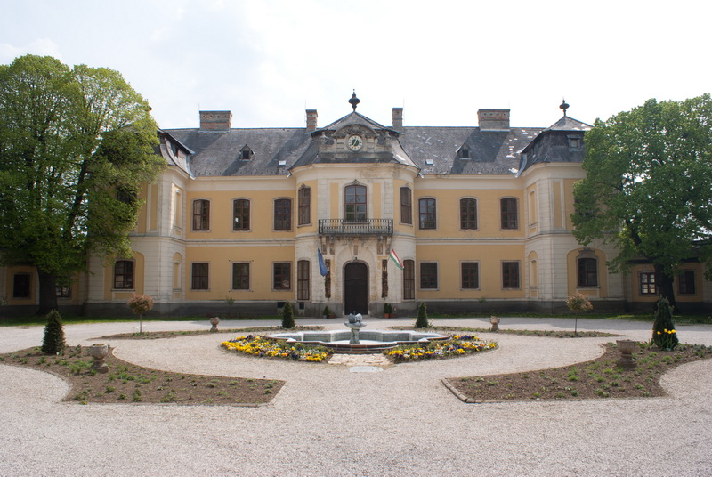 Mór, kastélypark