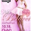 Club Night partypromó: Niki Belucci