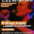 D. Nagy Lajos (Bikini) - plakát és banner