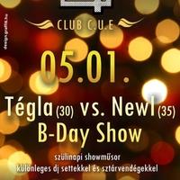 Party promó: dj Tégla vs. dj Newl