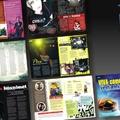 Kiadványszerkesztés: magazin designtervek