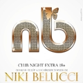 Niki Belucci flyer és banner