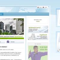 Hirdetési portál - webdesign, programozás