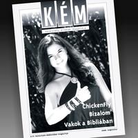 Kiadványszerkesztés, tördelés - KÉM magazin