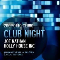 Partypromó: Club Night flyertervezés