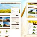Agropiac - hirdetési oldal (webdesign, webfejlesztés)