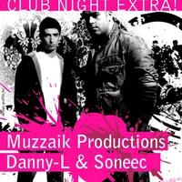 Partypromó: flyer és banner a Muzzaiknak