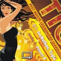 Flyer és bannerkészítés: TIG party