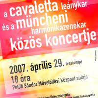 Plakáttervezés: Cavaletta