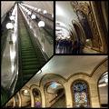 Luxus a föld alatt- A moszkvai metró