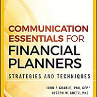 |DOCX| Communication Essentials For Financial Planners: Strategies And Techniques. Nuevos Records Alpha resource Three sides indico zippers