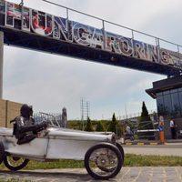 Program - Hungaroring 2012