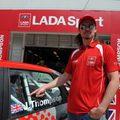 Eredményes hétvégét zárt a Lada