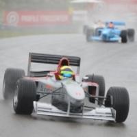 Coronel F1-es győzelme