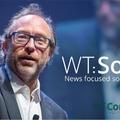 A Wikipedia alapítója a Facebook és a Twitter babérjaira tör