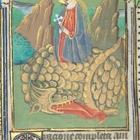 Sárkányölő szent hölgy