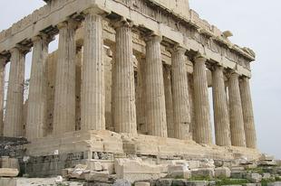 Parthenon, Colosseum, Keleti pályaudvar