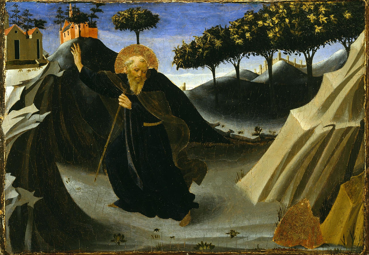 1435-40-fra_angelico_saint_anthony_abbot_shunning_the_mass_of_gold.jpg