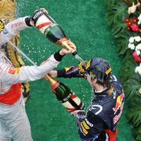 Futam: Vettel győzött