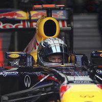 Kínai időmérőedzés: Vettelé megint a pole