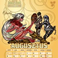 Augusztus kisasszony