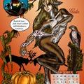 Októberlány: Gida